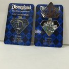 Disneyland 60th Diamond Celebration Hitchhiking Ghosts Annual Passholder LE Pin