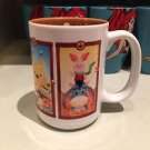 Disney Parks Winnie The Pooh and Friends Ceramic Mug Cup New