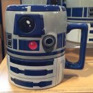 Disney Parks Star Wars R2-D2 Droid Ceramic Mug New