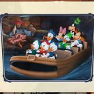 "Disney Parks Pirates of the Caribbean ""Pirate Fun"" Print by Don ""Ducky"" Williams"