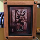Disney Parks Exclusive Mini Wood Magnet Frame NEW