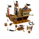 Disney Parks Mickey Mouse Pirates of Caribbean Ship Play Set NEW!