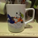 Disney Parks Goofy Ceramic Mug Cup There Are Three Types of Mornings: New