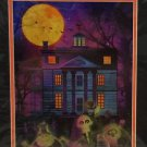 Disney WonderGround Haunted Mansion Hitchhiking Ghost Print by Bryan Fyffe New