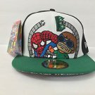 TOKIDOKI x Marvel New Era Fitted Hat Spider-Man vs Doc Oct Size 7 1/2 - 59.6cm