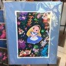 Disney WonderGround Gallery Alice in Wonderland Print by Bill Robinson