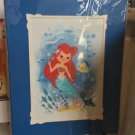 Disney WonderGround Gallery Little Mermaid Ariel and Flounder Print by Joey Chou