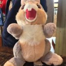 "Disney Parks Thumper From Bambi 9"" Bean Bag Plush New With Tags"