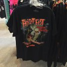 Six Flags Magic Mountain Fright Fest Scream Bigger T-Shirt SIZE: S,M,L XL,XXL