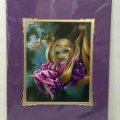 Disney WonderGround Rapunzel in The Swing by Jasmine Becket-Griffith NEW HTF