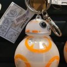 Disney Parks Star Wars BB-8 Keychain New with Tags