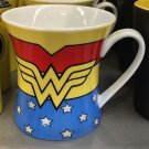 Six Flags Magic Mountain DC Wonder Woman Waist Ceramic Mug Cup New