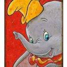 Disney Parks Exclusive Walt Disney's Dumbo Deluxe Print by Kaminski New
