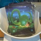Disney WonderGround The Good Dinosaur A New Best Friend Postcard by Joey Chou