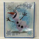 DISNEY STORE AUTHENTIC FROZEN OLAF REUSABLE TOTE BAG NWT