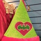 Six Flags Magic Mountain DC Comics Batgirl Princess Hat New