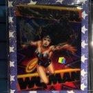 Six Flags Magic Mountain DC Comics Wonder Woman 3-D Poster New