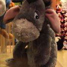 "Disney Parks Exclusive Winnie The Pooh's Eeyore 9"" Bean Bag Toy Plush New"
