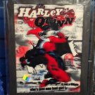 Six Flags Magic Mountain DC Comics Villain Harley Quinn 3-D Poster New