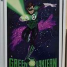 Six Flags Magic Mountain DC Comics Green Lantern Metal Magnet New