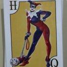 Six Flags Magic Mountain DC Comics Villain Harley Quinn Metal Magnet New