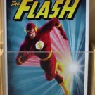 Six Flags Magic Mountain DC Comics The Flash Postcard New