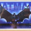 Six Flags Magic Mountain DC Comics Flying Batman Postcard New