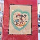 Disney WonderGround Mickey & Minnie Mouse Sweet Music Print by Miss Mindy New