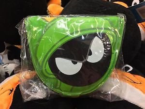 Six Flags Magic Mountain Looney Tunes Marvin The Martian Kids Fold OV Wallet New