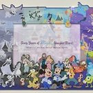 Disneyland 60th Diamond Celebration 60 Years of Magic Picture Photo Frame NEW