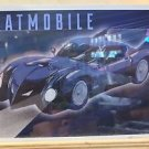 Six Flags Magic Mountain DC Comics Batman The Batmobile Postcard New