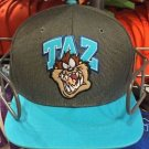 Six Flags Magic Mountain Looney Tunes Tasmanian Devil Varsity Snapback Hat Cap