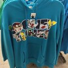 Six Flags Magic Mountain Looney Tunes Character Hoodie Sweater Size S,M,L,XL,XXL