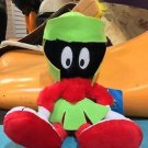 "Six Flags Magic Mountain Looney Tunes Marvin The Martian 16"" Plush New with Tags"