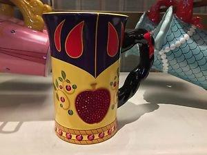 Disney Parks Princess Snow White Signature Dress Ceramic Mug Cup New
