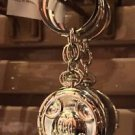 Disney Parks Exclusive Mickey Mouse Medallion Metal Keyring Keychain New