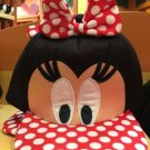 DISNEY PARKS EXCLUSIVE MINNIE MOUSE HAT CAP WITH EYELASHES NEW
