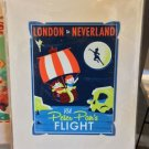 DISNEY WONDERGROUND GALLERY PETER PAN'S FLIGHT DELUXE PRINT BY DAVE PERILLO