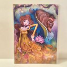 Disney WonderGround Gentle Companion Postcard Beauty & The Beast Jeremiah Ketner