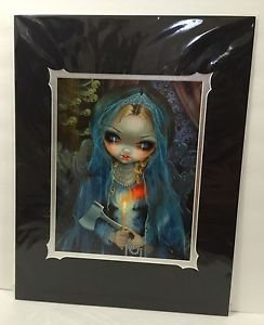 Disney WonderGround Haunted Mansion The Bride Print Jasmine Becket-Griffith New