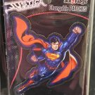 Six Flags Magic Mountain DC Comics Changable Patches Superman New