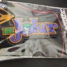 Six Flags Magic Mountain DC Comics Changable Patches Villain The Joker Logo* New