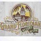 Disney Parks Walt Disney World Disney's Grand Floridian Resort & Spa Wood Sign