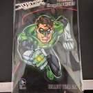 Six Flags Magic Mountain DC Comics Changable Patches Green Lantern** New