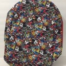 Disney Parks Backpack Mickey and Friends Expression Backpack New With Tags
