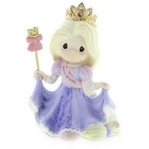 Disney Parks Precious Moments Let Your Light Shine Rapunzel Figure by Hiko Maeda
