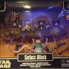 Disney Parks Star Wars Sarlacc Attack Luke Chewbacca Han Solo Leia Boba Fett New