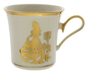 Disney Parks Princess Aurora Awaken your Heart Porcelain Mug Lenox New with Box