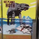 Disney Parks Star Wars Episode V Ice Planet Hoth Poster Metal Magnet New