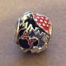 Disney Parks Pandora Minnie Mouse Mania Body Parts Silver Charm NEW WITH BOX2015